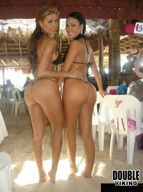 double booty