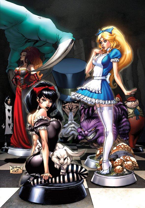 Adult Fairytales 7