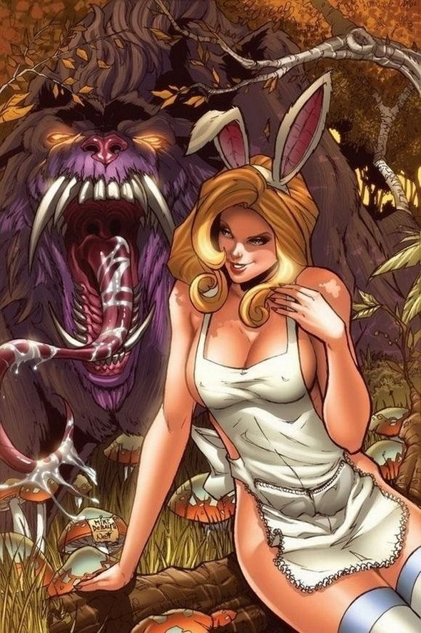 Fairy Tales Sexy 34