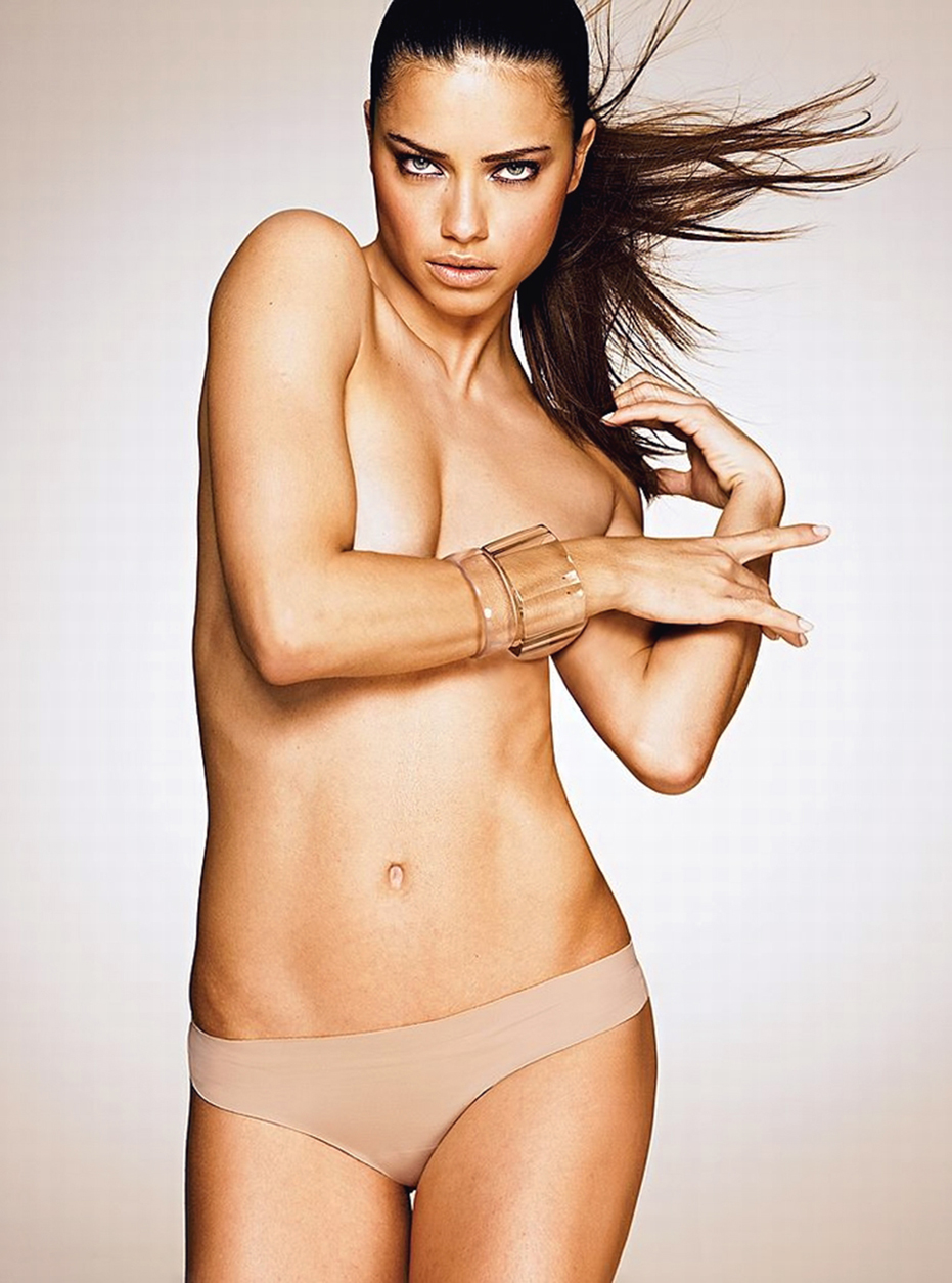 Victoria secret adriana lima nude confirm