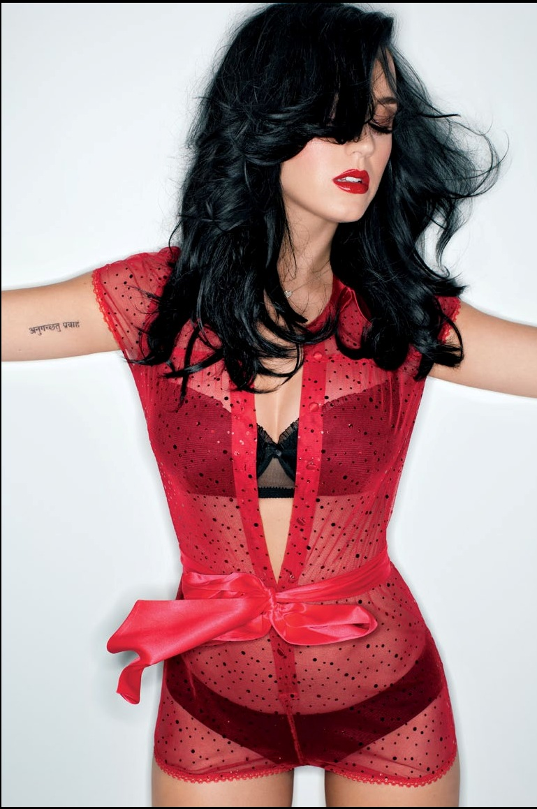 Katy Perry GQ Febuary 2014